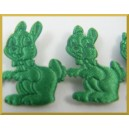 Kaczuszki ciemno zielone