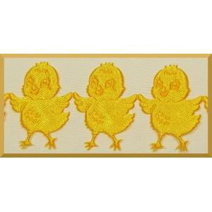 Kurczaczki żółte
