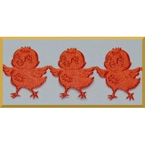 Kurczaczki rude