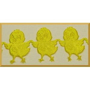 Kurczaczki cytrynowe