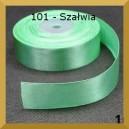 Tasiemka satynowa 25mm kolor 101 szałwia