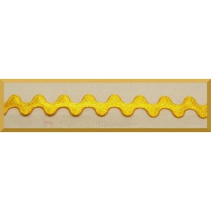 Zygzak żółty