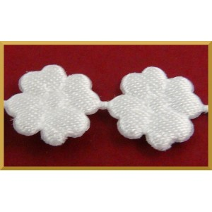 Kwiatuszki mini białe