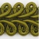 Taśma pleciony wężyk antyk 1mb
