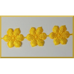 Kwiatuszki prymulki żółte