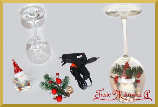 Jak Zrobić świecznik Z Wykorzystaniem Kielicha Samouczki